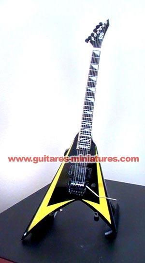 Guitare Miniature Alexi Laiho Signature