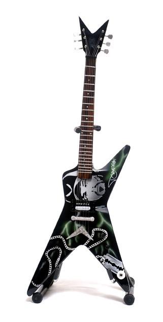 Guitare Miniature Dimebag Darrell Dimeblade