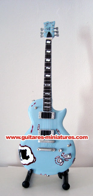 Guitare Miniature James Hetfield Signature Truckster