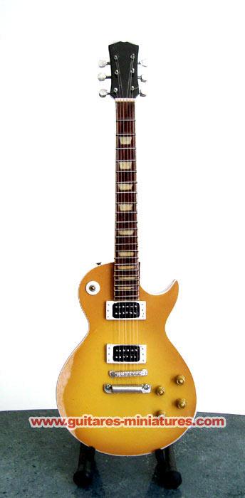 Guitare Miniature Slash Gib Aged LP Custom