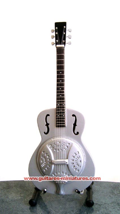 Guitare Miniature The Dobro Guitar