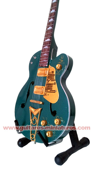 Guitare Miniature Gretsch Irish Falcon style