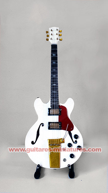 Guitare Miniature Alex Lifeson